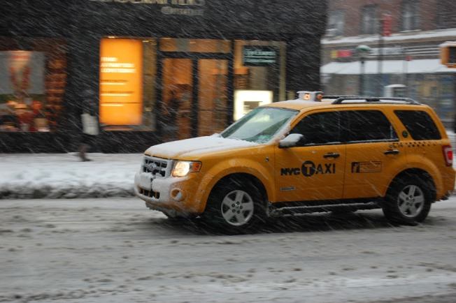 Bloomberg: Taxi Commish to Leave Job