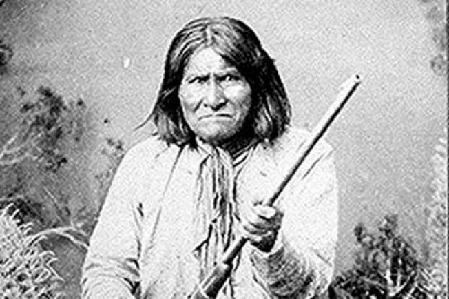 Geronimo's Fam: Give Us Back His Skull