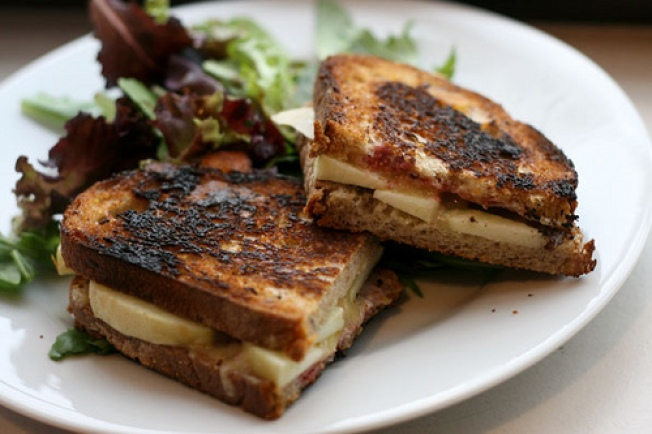 East Village's Secret Cheese Griller