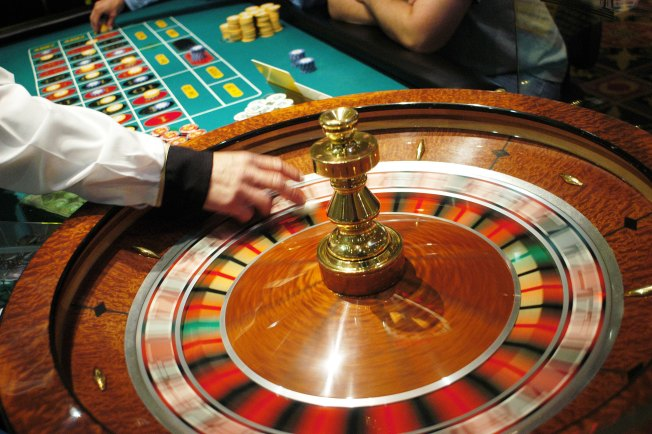 New Jersey Rolls the Dice on Casinos and Horse Racing