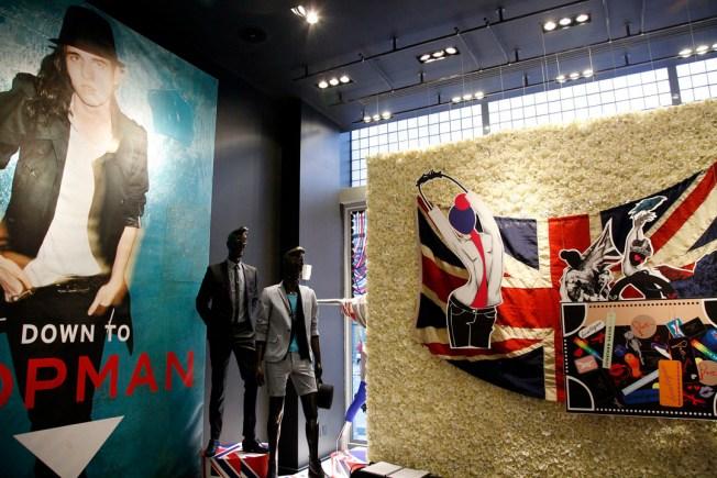 Shopping Showdown: British Invasion On Broadway
