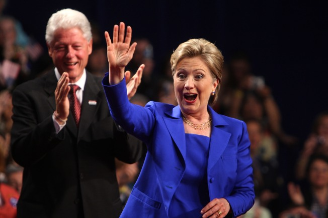 A New Dawn in Denver: Clintons Try for Second Act