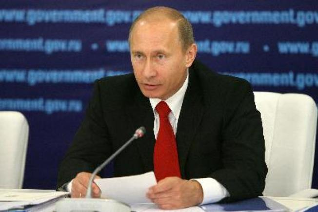 Vladimir Putin: Emperor of the World