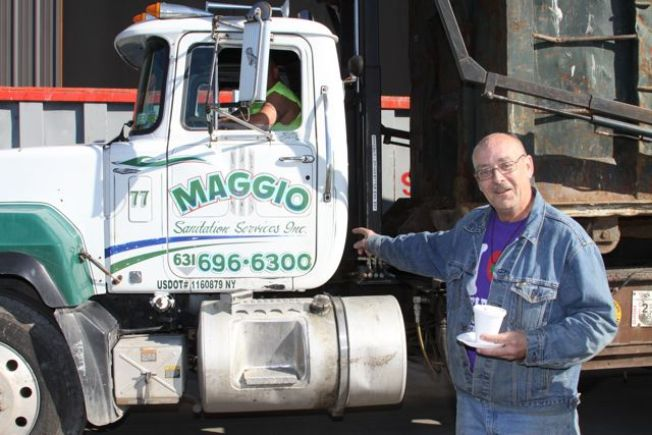 Riverhead Man Loses $3,000 in Garbage -- but Gets it Back