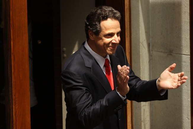 Cuomo's Got Good Ideas But Changing Albany Will Take More