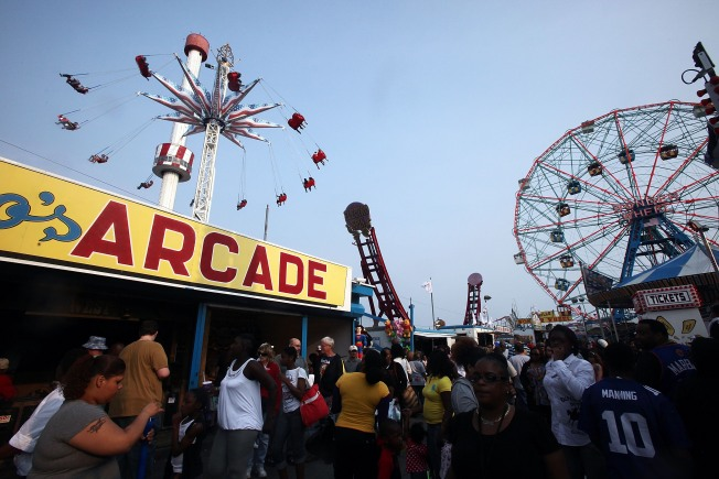 Atlantic City, Coney Island Named Top Two Boardwalks in America