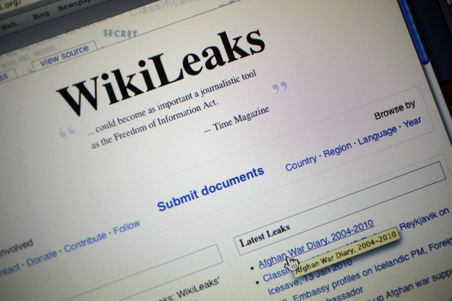 Easy to Leak Secret Documents?