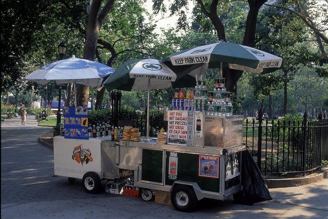 Hot Dog Vendors Priced Out, By $310,000