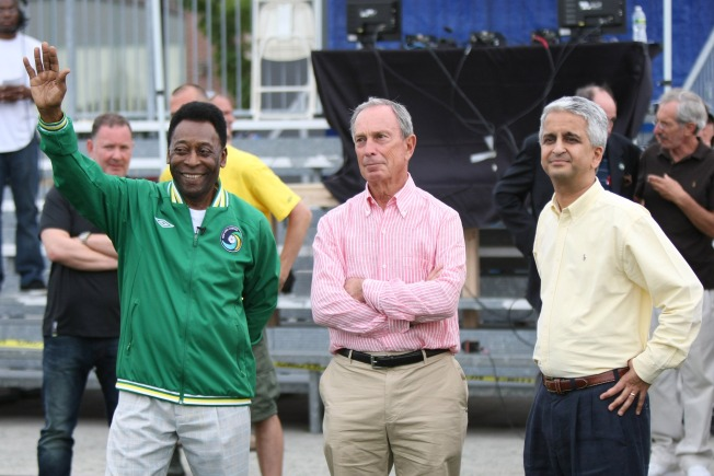 New York Cosmos Look to Make a Comeback
