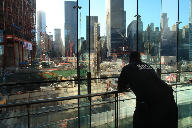 Bloomberg Urges Ground Zero Workers to Accept Settlement