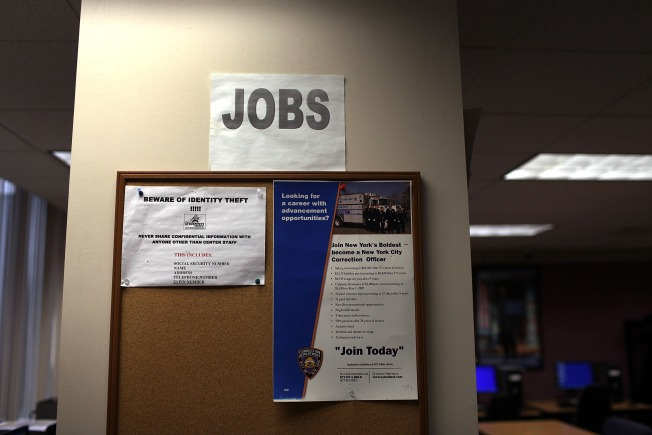 Dismal Job Market Fuels Job Bias Claims