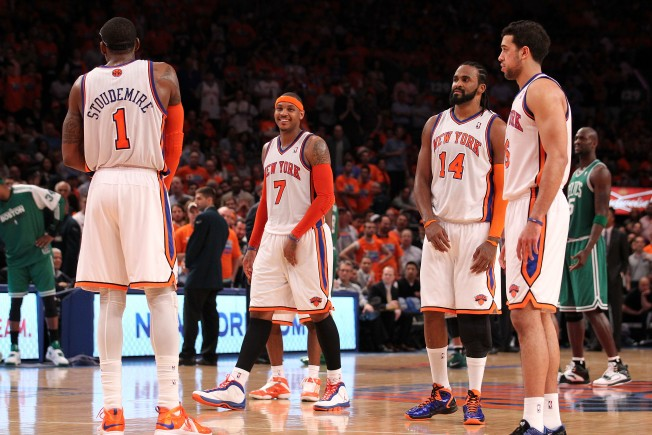 Figuring Out the Donnie Walsh-less Knicks Future