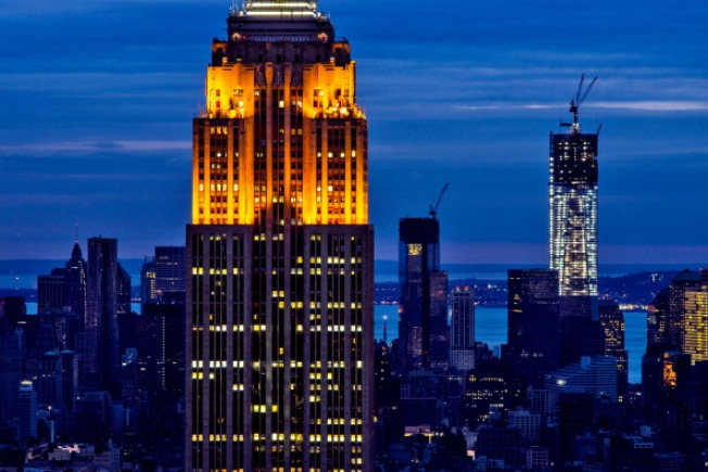 Empire State Building to Hold Halloween Light Show