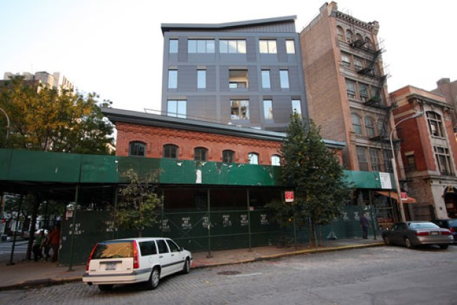 Construction Watch: Tribeca's Suburb Needs a Family