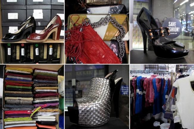 Baker Holds a Clearance Sale; Designer Bargains