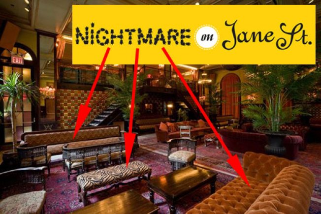 Noise Wars: West Village Officially Up in Arms Over Jane Hotel