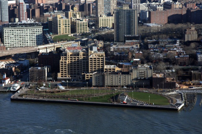 City Seeks Restaurants, Food Carts for Brooklyn Bridge Park