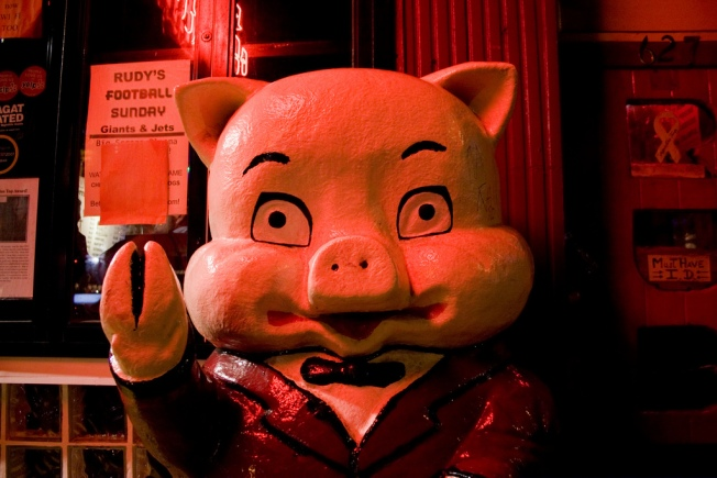Save Rudy's: Sign This Or the Pig Gets It