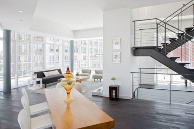 On the Market: Zinc Building's Last Tribeca Penthouse
