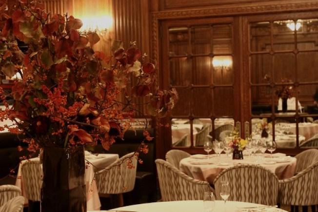 Eater Inside: The Oak Room