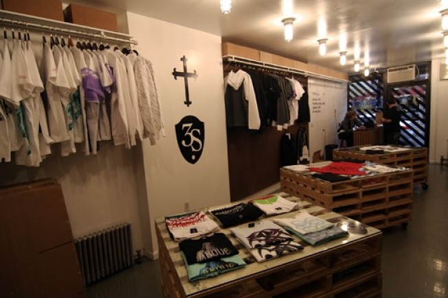 Pop-Up Shops: 3Sixteen Takes over the Reed Annex