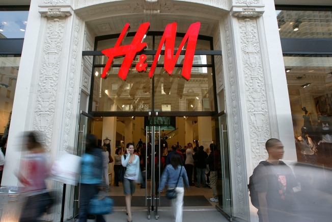 Coming Soon to H&M: Recycled Plastic Clothing