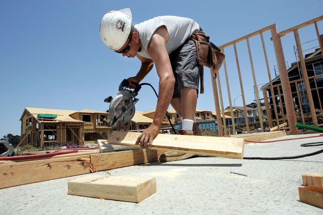 Home Builders Lobby Congress for Billions