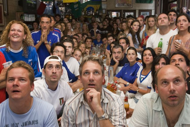 Where to Watch the World Cup (and Drink)