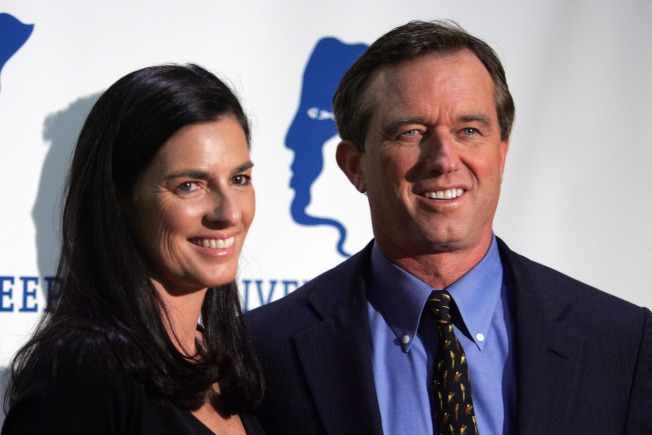 RFK Jr.'s Wife Gets Wrist Slap in Drunken-Driving Case