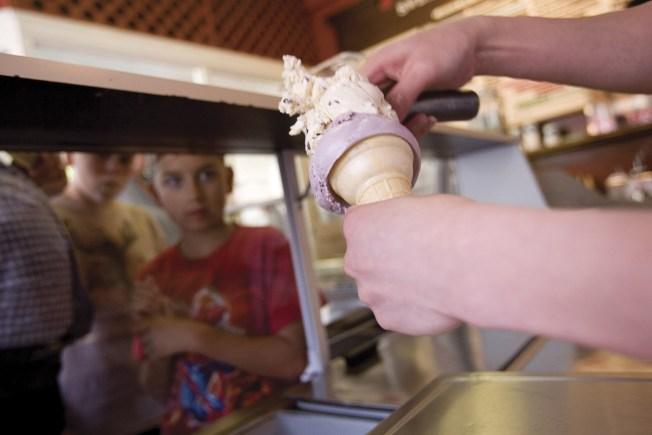 Bully Mr. Softie Vendors Threaten Gourmet Ice Cream Truck