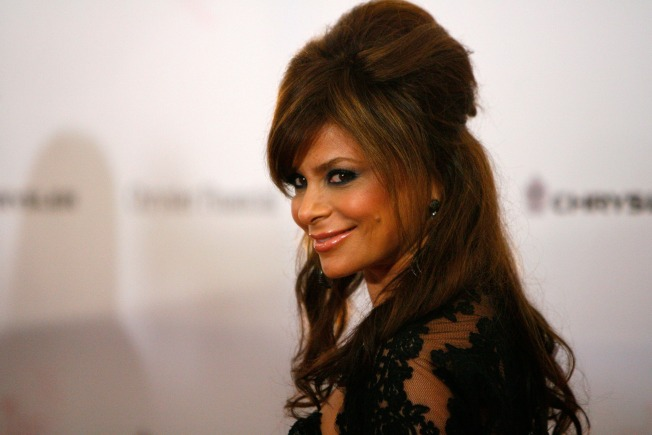 Paula Abdul Raids Kylie Minogue's Pop Stash