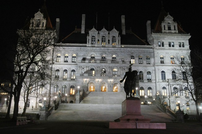 Paying to Play in Albany