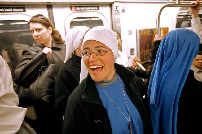 Pranksters Shoot MTA Yearbook of Subway Passengers