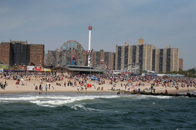 Christmas Eve Evictions in Coney Island