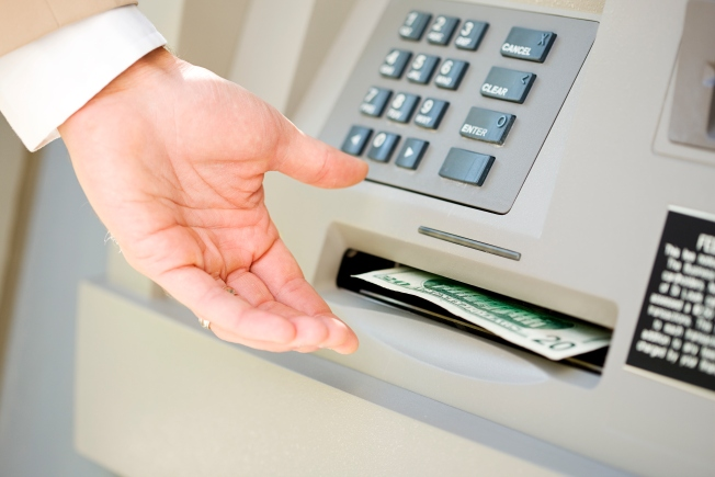 ATM Thieves Target Bank Accounts, Identities