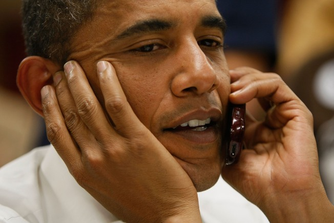 Hacked! Verizon Workers Access Obama Records