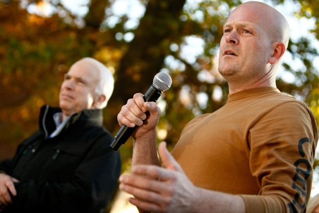 """Joe the Plumber"" Flushes McCain for Bailout Support"