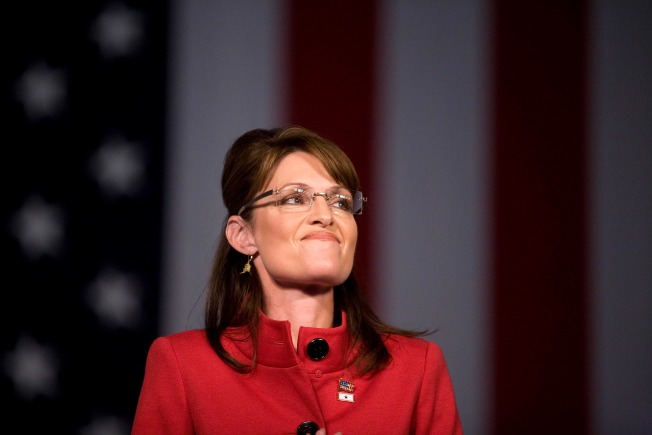 Palin Got $30K More in Clothes