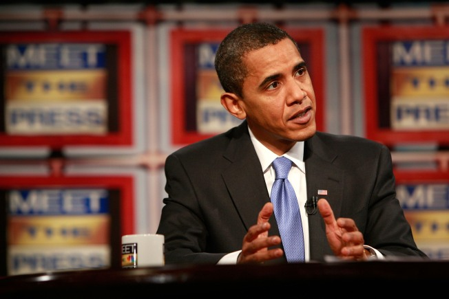 Obama tackles race questions