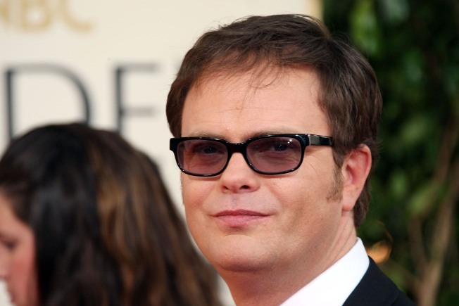 'Office' Star Rainn Wilson To Pen Book For The 'Soul'
