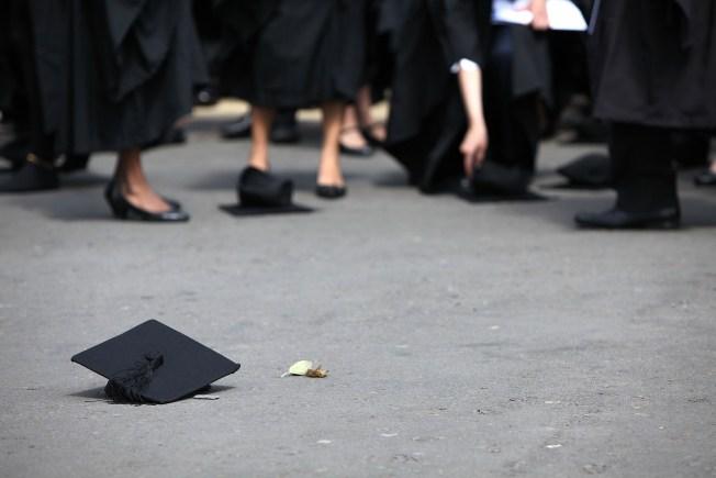"""Nevada High School's Diplomas Misspell """"Graduation"""""""