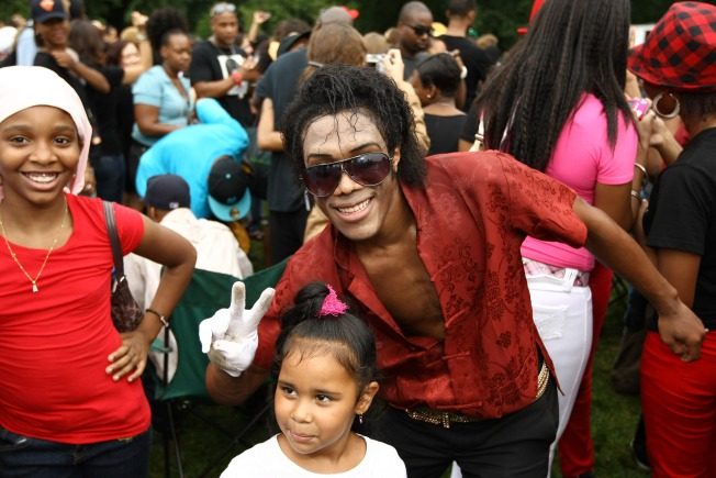 Brooklyn Loves Michael Jackson -- Again, This Sunday