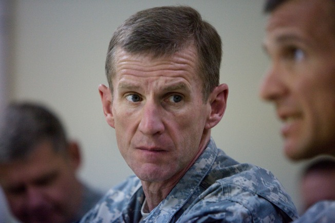 McCain, Karzai, Kerry Comment on McChrystal