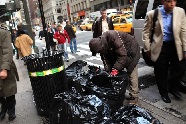 Can Bloomberg Find a Fix for NYC's Homeless?