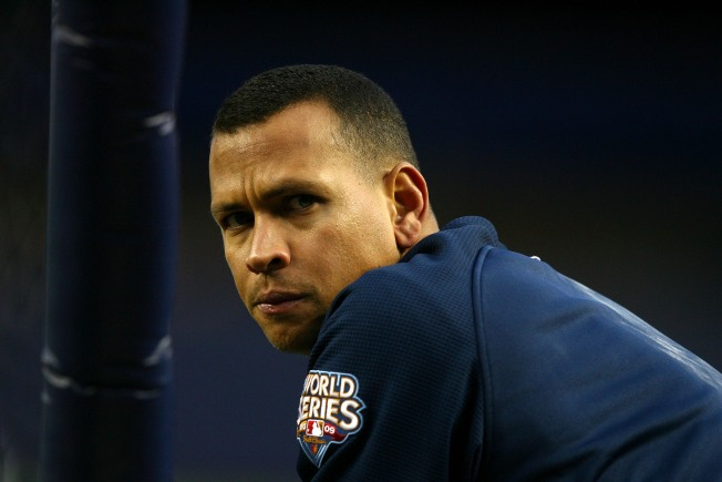 A-Rod Doctor Charged in Doping Case