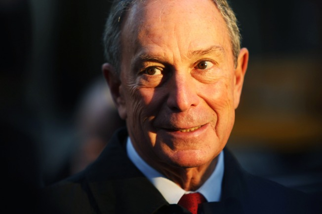Bloomberg 23rd Richest Man in the World