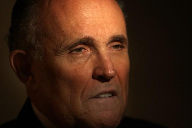 If Giuliani Runs, He Can't Run From His Record