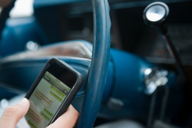 New Technology to Fight Texting and Talking While Driving