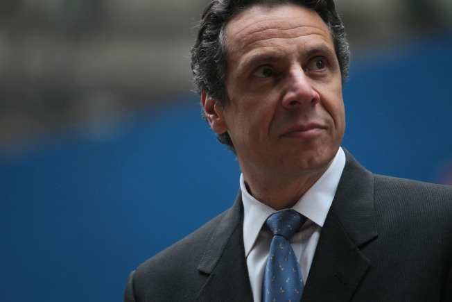 Cuomo to Risque Teen Internet Site: Tag, You're Served