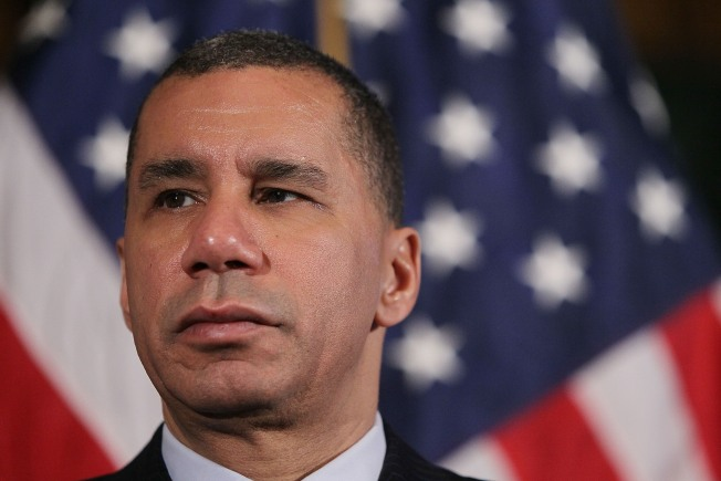 Former Gov. David Paterson Tapped for MTA Board